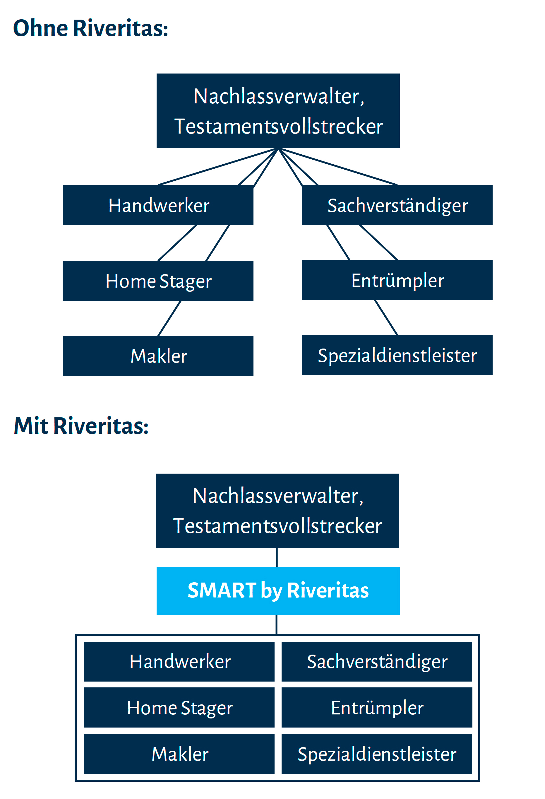 Riveritas GmbH – SMART Modell